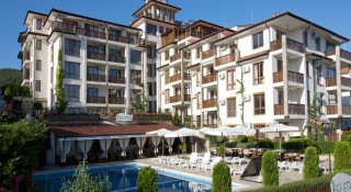 Mars apartments inTryavna Beach Complex Aparthotel